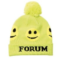 FORUM ビーニー NICE DAY BEANIE GREEN フォーラム ビーニー 【あす楽】 送料無料!
