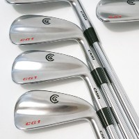 Cleveland CG1 Black Muscleback Blade Golf Iron【ゴルフ 中古クラブ/アイテム】