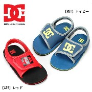 DCシューズ DC-shoes Ks Ts KIMO TODDLERS SAN キッズサンダル 302183