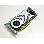 GIGABYTE GeForce 7800GTX 256MB DVIx2/TV-out PCI Express GV-NX78X256V-B【中古】 【全品送料無料セール中! 〜02/28(火)23...