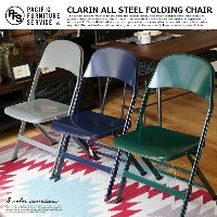 CLARIN ALL STEEL FOLDING CHAIR(クラリンオールスチールフォールディングチェア) SS2001 PACIFIC FURNITURE SERVICE(パシフィックファニチャー...