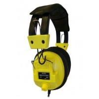 AVID AE-808YELLOW Headphone with Optional Volume Control イエロー 『海外取寄せ品』