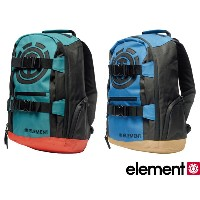 ELEMENT エレメント バックパック 鞄 リュック AF021-958 ペイズリー スケートボード スケボー 遠足 通勤 通学 学校 MOHAVE