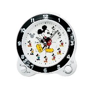 Disney Time ディズニータイム ミッキー SEIKO 目覚まし時計 FD461Wギフト プレゼント 入学祝 誕生日