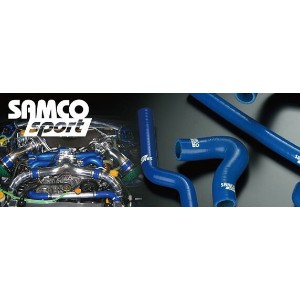 Samco サムコ クーラントホースキット ブルー 40TCS587/C ホンダ N-ONE JG1/JG2 ターボ S07A
