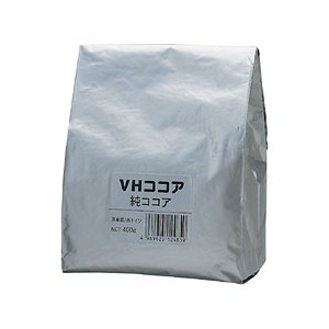 VH純ココア400g