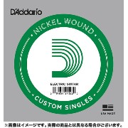 D'Addario エレキギター バラ弦 5本セット NW-044 Nickel Wound【daddario ダダリオ エレキ弦 nw044】【ゆうパケット対応】