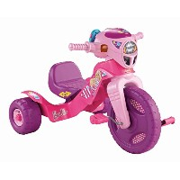 Fisher-Price Barbie Lights and Sounds Trike バービー