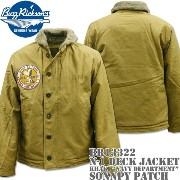 BUZZ RICKSON'S(バズリクソンズ)N-1 DACK JACKET Khaki『NAVY DEPARTMENT』SONNPY PATCH BR13322