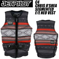 JETPILOT ジェットパイロット 2015年モデル JA4299 C4 CHRIS O'SHEA SEG F/E NEO VEST (LTD) 【05P22Jan17】