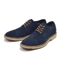 【SPERRY TOPSIDER】 スペリートップサイダー COMMANDER CAP TOE SUEDE コマンダー キャップトゥ スエード STS13032 NAVY
