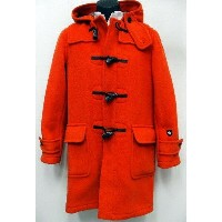 Sweep!!(スウィープ)[Duffle Coat Long/UK Products]Made in Englandウール/ダッフルコート/正規特約店!