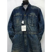 Lee(リー)The Archive Real Vintage[UNION ALLS/Used Model]DENIM ALLOVERS 限定モデル/つなぎ/オールインワン/USD加工/ダメージ/...