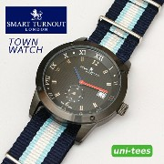 SMART TURNOUT TOWN WATCH スマートターンアウト腕時計