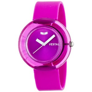 ベスタル 時計 レディース 腕時計 Vestal Women's SET002 The Set Unique Multi-Color Bangle Watch