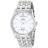 オリエント 時計 メンズ 腕時計 Orient Men's FEV0S003W0 Union Analog Display Japanese Automatic Silver Watch