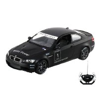 1:14 Scale Flat BMW M3 Motorsport Model ラジコンカー (COLOR: FLAT BLACK) おもちゃ