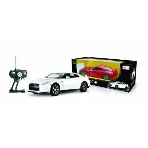 New 1/14 Nissan GT-R ラジコン ラジコンカー R/C Ready To Run (Color May Vary) おもちゃ