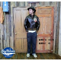 No.BR80423 BUZZ RICKSON'S バズリクソンズA-2 No.23380 ROUGHWEAR CLOTHING CO.365th FIGHTER GROUP