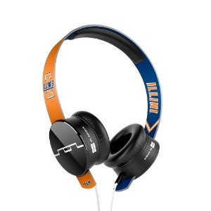 SOL リパブリック Republic 1211-UIL Collegiate Series トラック On-Ear Headphones with Three ボタン Remote and...