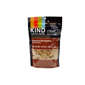 KIND【カインド シナモン オート クラスターズ with フラックスシード 312g(11oz)】Cinnamon Oat Clusters with Flax Seeds