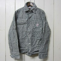 pointer ポインター [chore coat][48][one wash][hickory]