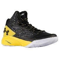 Under Armour Clutchfit Drive II 2 キッズ/レディース Black/Metallic Silver/Taxi アンダーアーマー バッシュ クラッチフィットドライブ