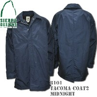 SIERRA DESIGNS (シエラデザインズ) TACOMA COAT 2 Midnight 8101