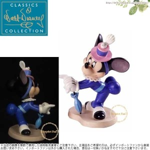 WDCC ミニー 素敵な女性 ミッキーの青春手帳 Minnie Mouse A Lovely Lady The Nifty Nineties □