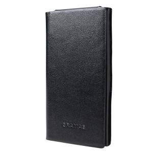 坂本ラヂヲ GRAMAS One Sheet Leather Case for SONY Walkman NW-ZX1 Black (LC-ZX1BK)【NW-ZX1用レザーケース】【送料無料】