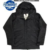 "BUZZ RICKSON'S /バズリクソンズ EXTENDED COLD WEATHER CLOTHING SYSTEMS type BLACK ECWCS ""William Gibson..."