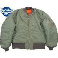 "BUZZ RICKSON'S/バズリクソンズ Jacket, Flying, Man's Intermediate, Type MA-1 SPEC.MIL-J-8279D MA-1""D-TYPE"" Lot/BR13291"