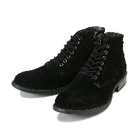 【STEFANO ROSSI】 LACE UP BOOT SR03233 15FW NERO