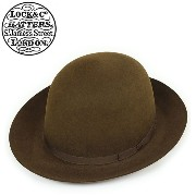 James Lock & Co Hatters ジェームスロック VOYAGER ラビットファーハット [BROWN] メンズ 男性用 帽子 ウールハット フェ...