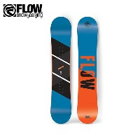 2016 FLOW フロー スノーボード 板 MICRON CHILL キッズ