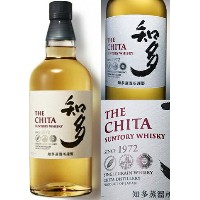 サントリーウイスキー【知多】43%700ml THE 【CHITA】 SUNTORY SINGLE GRAIN WHISKY