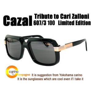 CAZAL LEGENDS 607/3 100 Limited TRIBUTE TO CARI ZALLONI レジェンズ カザール