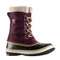 ★SOREL 〔ソレル レディーススノーブーツ〕 Winter Carnival NL1495/562 〔PURPLEDAHLIA BLACK〕〔z〕