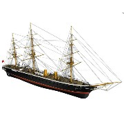 新製品!BB0512 HMS Warrior Warship