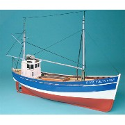 "BB524 漁船""エブリン・ローズ"" Evelyn Rose Fishing Boat"