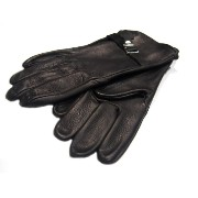 【期間限定30%OFF!】GEIER GLOVE(ガイヤーグローブ)/204F LEATHER GLOVE/black