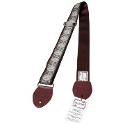 Souldier Straps ソルジャー ギター ストラップ Medallion Wine Red GS113