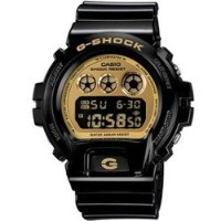 腕時計 カシオ Casio G Shock Classic Gold Dial Digital Multifunction Mens Watch DW6900CB-1【並行輸入品】