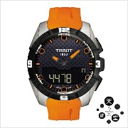 TISSOT TOUCHCOLLECTION TACTILETECHNOLOGY ティソ TISSOT T-TOUCH EXPERTSOLAR T-タッチエキスパートソーラー T09142047051...