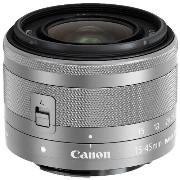 CANON EF-M15-45mm F3.5-6.3 IS STM SL