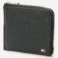 BRIAN ZIP WALLET/トミーヒルフィガー(メンズ)(TOMMY)【P11Sep16】