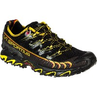 ラスポルティバ La Sportiva メンズ スノー シューズ・靴【Ultra Raptor Trail Running Shoe】Black/Yellow