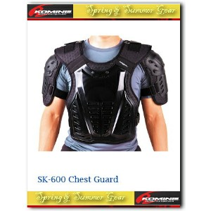 【KOMINE】【コミネ】SK-600 チェストガード SK-600 Chest Guard【04-600】S Kids/Ladies