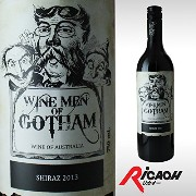 WINE MEN OF GOTHAM シラーズ 750ml 6本