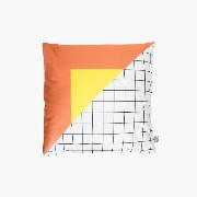 nicenicenice | COLOR SHAPE PILLOW #3 I クッションカバー